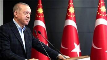Cumhurbaşkanı Erdoğan, Haliçport projesini inceledi!