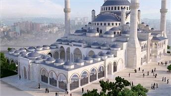 Levent Barbaros Hayrettin Paşa Camisi'nde son durum!
