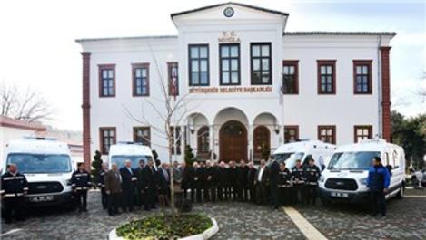 Muğla'nın Datça ilçesinde inşaat ruhsatları iptal edildi