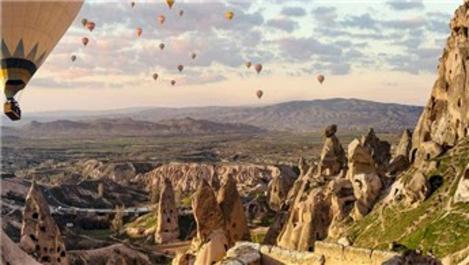 Kapadokya turizmde rekor kırıyor!