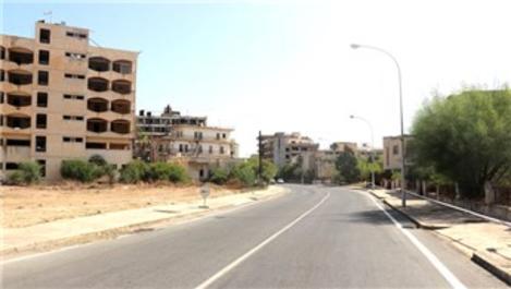 Kıbrıs Kapalı Maraş'ta çalışmalar son sürat!