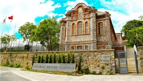 Tarabya İngiliz Okulları'nın tarihi binasına ödül!