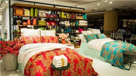 Türk ev tekstili ürünleri 189 ülkede boy gösteriyor