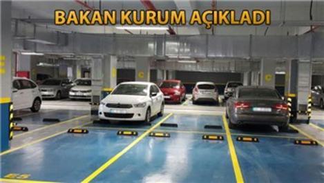 LPG'li araçlar artık kapalı otoparka girebilecek