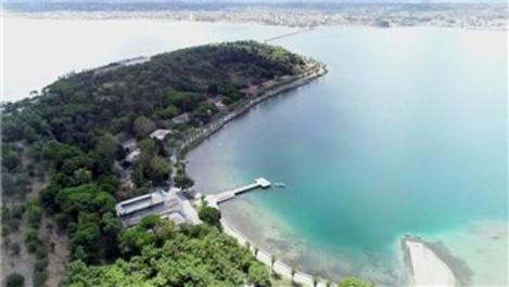 Karantina Adası, restorasyonla müzeye dönüşüyor