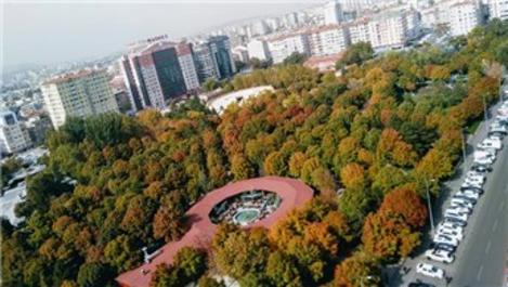 Kayseri'de 80 günde 80 park yapılacak
