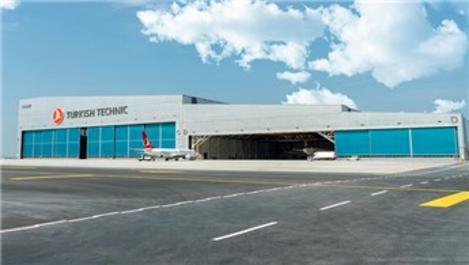 Türkiye'nin en büyük uçak üs bakım hangarları açıldı