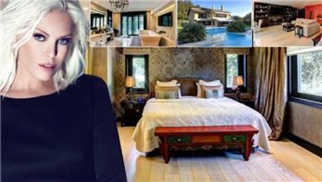 Ajda Pekkan villasının fiyatında yüzde 50 indirim yaptı