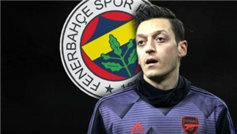Mesut Özil, Fenerbahçe için İstanbul'dan ev mi satın aldı?