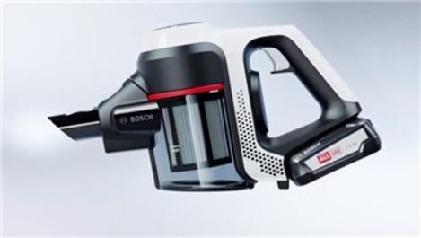 Bosch Unlimited Serie 6 kablosuz dikey süpürge özellikleri!