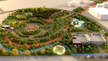 TOKİ'den Ankara Çubuklu'ya millet bahçesi!