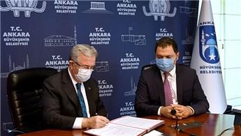 Ankara Dikimevi-Natoyolu HRS hattı ihalesi yapıldı