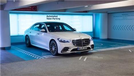 Stuttgart Havaalanı'nda sürücüsüz park sistemi başlıyor