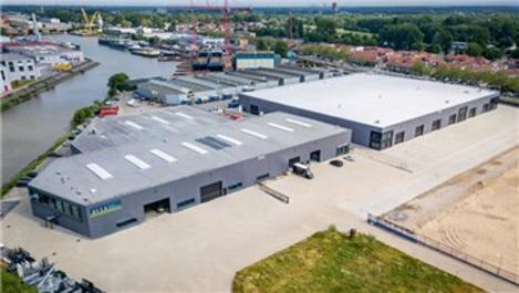 Aksa Jeneratör Ticaret Merkezi'ni Hollanda'da açtı