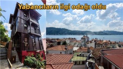 Arnavutköy'de 34 milyon TL'ye satılık tarihi köşk!