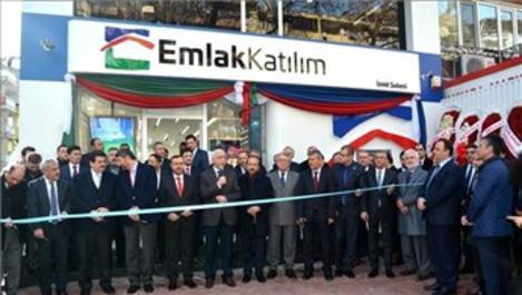 Emlak Katılım, Aksaray'da ilk şubesini açtı