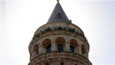 Galata Kulesi bir haftada 15 bin ziyaretçi ağırladı