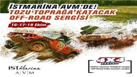 İstMarina AVM'de Off-Road tutkunları buluşacak!