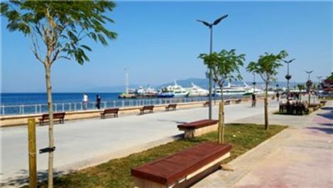 Mudanya'ya 3 yılda 200 milyon TL yatırım yapıldı