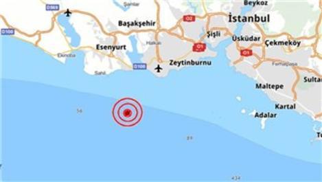 İstanbul Avcılar'da 3.2 büyüklüğünde deprem!