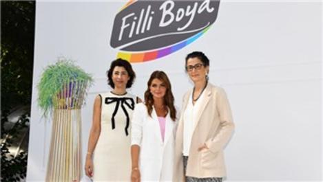Filli Boya'nın kartelasını Pelin Karahan tanıttı!