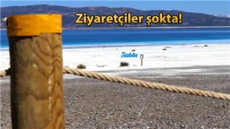 Salda Gölü için önemli karar! Giriş yasaklandı!