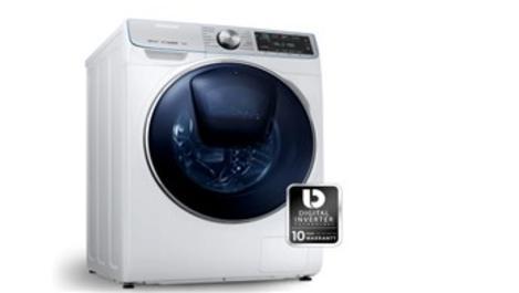 Samsung Quick Drive ile yıkama ve kurutma bir arada