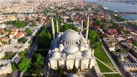 Süleymaniye Külliyesi, 463 yıldır dimdik ayakta!