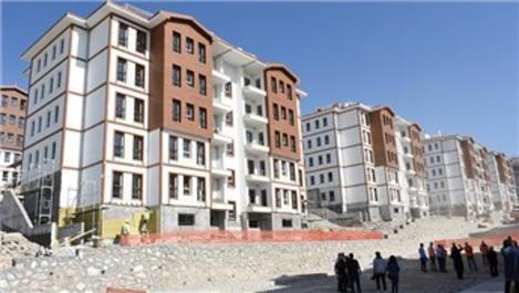 Malatya'da deprem konutları ay sonunda tamamlanacak