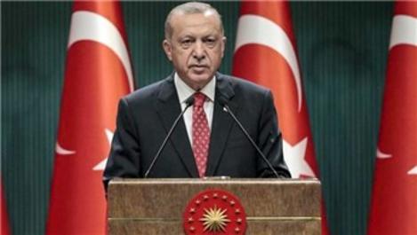 Cumhurbaşkanı Erdoğan merak edilen müjdeyi açıkladı!