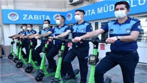 Tuzla'da zabıtalar scooter ile görev yapacak!