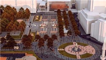 İstanbul'un meydan tasarımları için oylama başladı