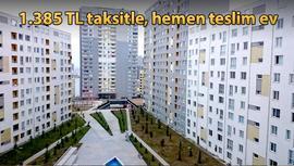 TOKİ'den Başakşehir sürprizi! Satışlar başladı!