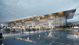 Ant Yapı'dan Rusya'ya yeni bir havalimanı daha!