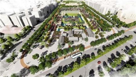 Diyarbakır Millet Bahçesi 300 günde tamamlanacak