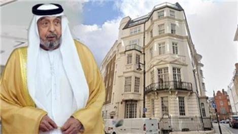 BAE lideri Londra'da emlak imparatoru çıktı