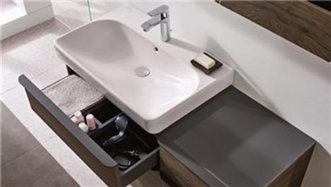 Geberit Smyle Banyo serisi ile düzen ve konfor zamanı!