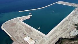 Filyos, Türkiye'nin 3'üncü büyük limanı olacak