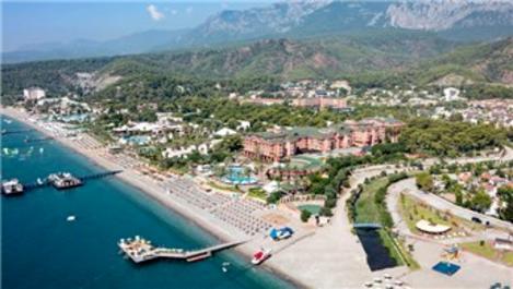 Turistlerin gözdesi Antalya Kemer oldu!