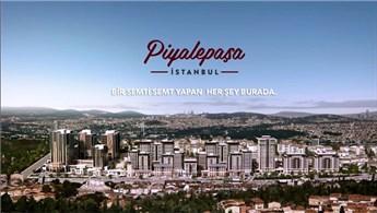 Piyalepaşa İstanbul'da 6.8 milyon TL'ye 4+1!