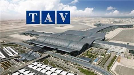 TAV, 2020'de 21 milyon yolcuya hizmet verdi!