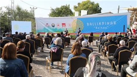 Balköy projesi görücüye çıktı!
