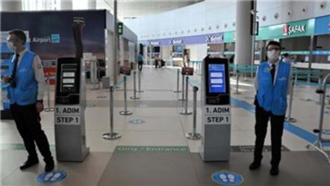 İstanbul Havalimanı'nda 141 bin covid-19 testi yapıldı