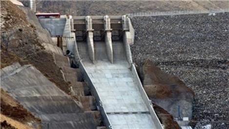 Karakurt HES Barajı 346 milyon kilovatsaat elektrik üretecek