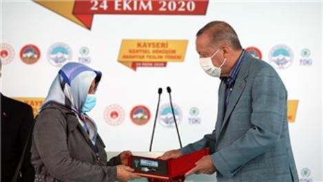 'Kayseri, dönüşümle 9 bin konut daha kazanacak'