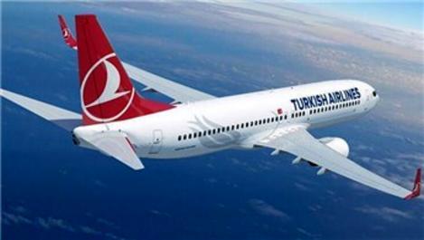 Türk Hava Yolları, 649 uçuşla ilk sırada!