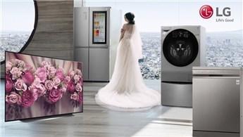 LG'den evlilik hazırlığında olanlara hediye