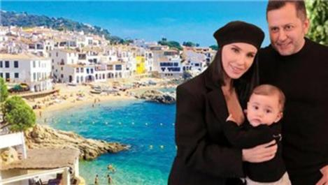 Gülşen ve Ozan Çolakoğlu, Barselona'dan villa aldı