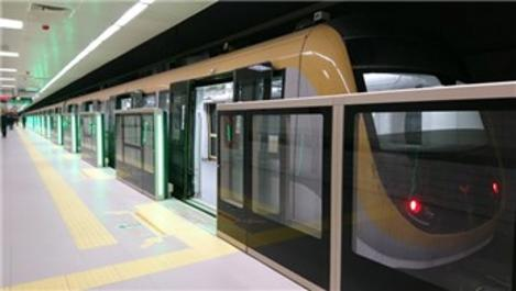 Mecidiyeköy-Mahmutbey metrosu 28 Ekim'de açılıyor