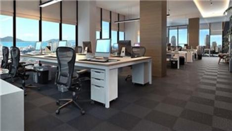 Ofisler yeniden şekilleniyor, çalışma alanları değişiyor